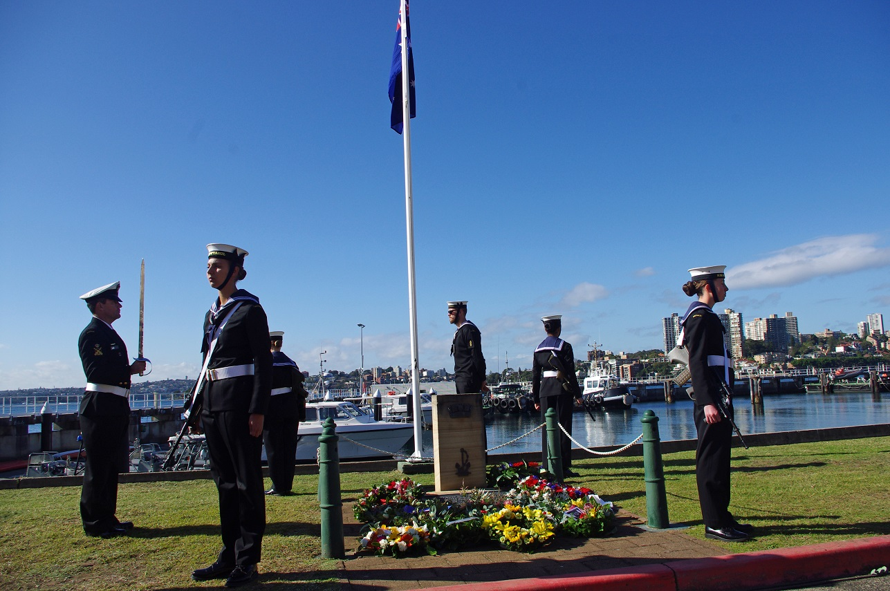 75th Anniversary Memorial Service for HMAS Kuttabul 2