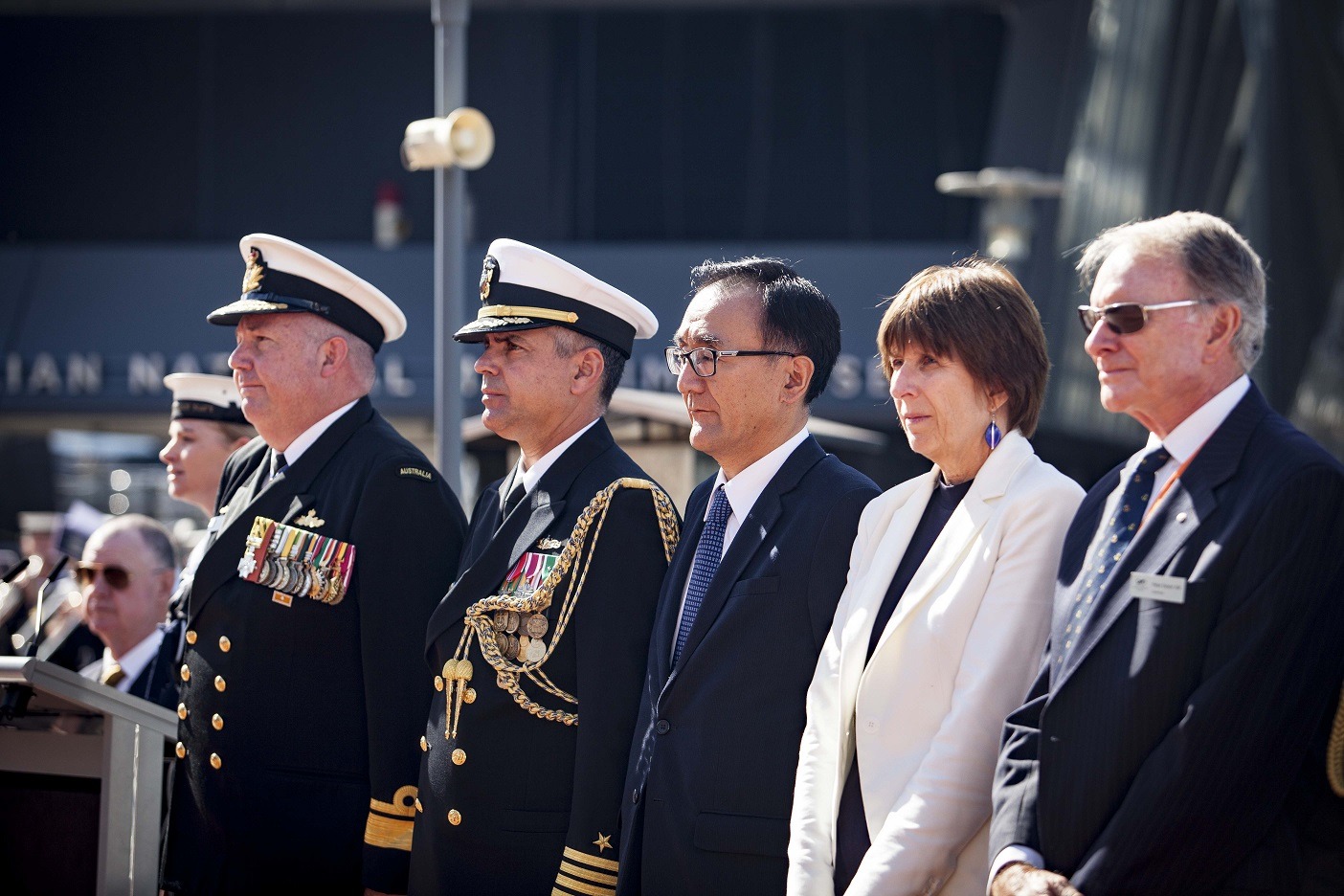 75th Anniversary of the Battle of the Coral Sea Commemorative Ceremony