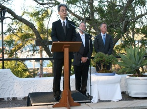 Acting Consul-General Kobayashi