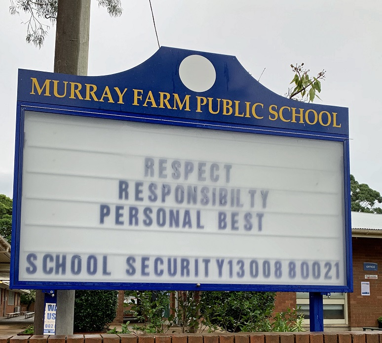 Murray Farm Public School 1