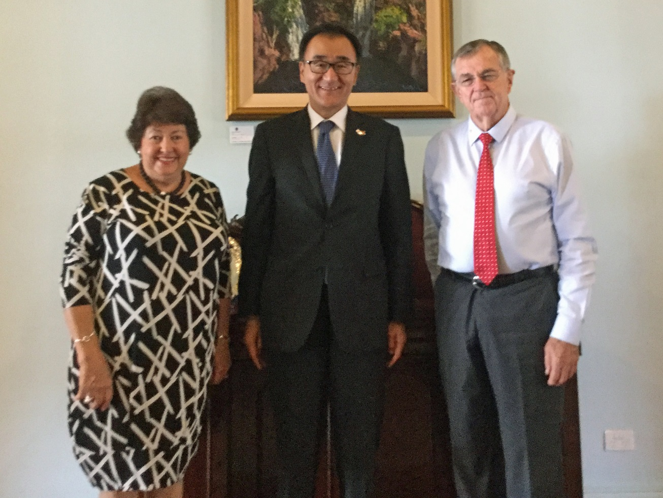 Consul-General's Visit to Northern Territory 2016 1