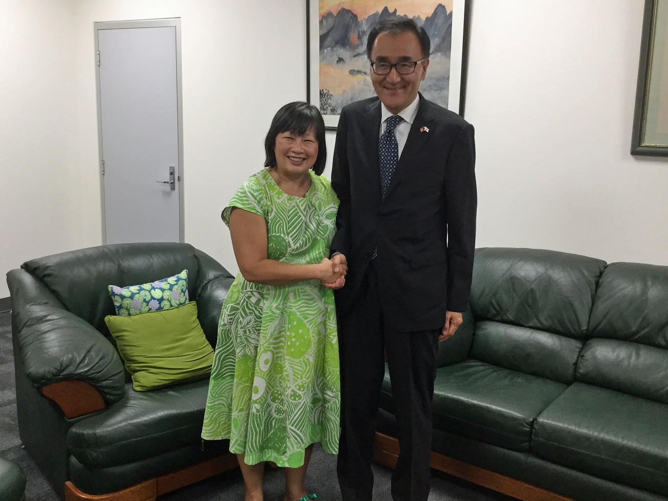 Consul-General's Visit to Northern Territory 2016 3