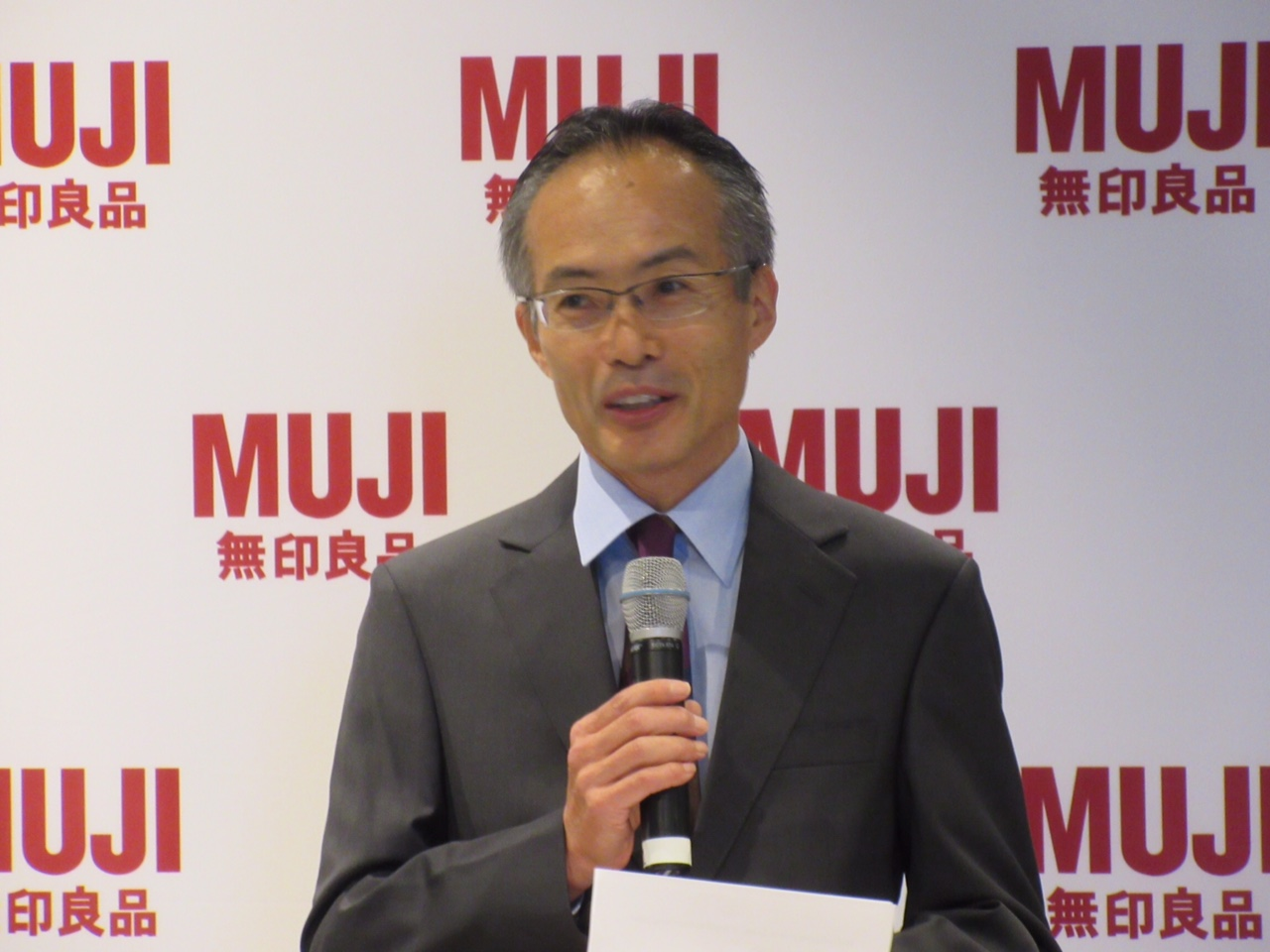 MUJI Sydney - Official Opening Ceremony 2